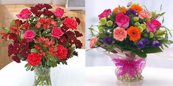 Hot Bouquet Vibrant Bouquet