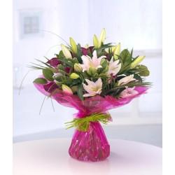 Opulent Lilies