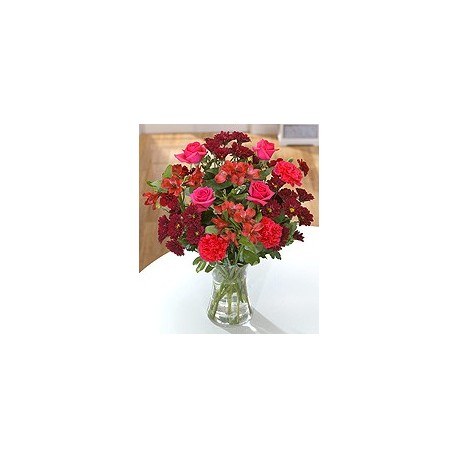 Hot Bouquet