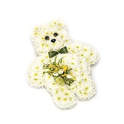 Childs Teddy Bear Tribute